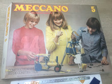 Vintage Meccano Construction Set 5