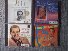 PERRY COMO  CDer sælges stykvis