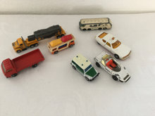 Matchbox  og hot wheels