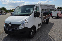 Renault Master 2,3 DCI 135HK Ladv./Chas. 6g