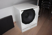 """18"""" PA SUBWOOFER pd.184"""