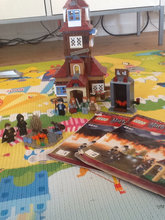 LEGO Harry Potter, 4840 weaslyhuset
