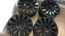 Audi A8  20 tommer  5x100 -5x112