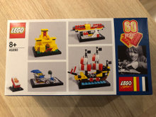 60 Years of the LEGO Brick
