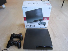 PS3 med 2 controller