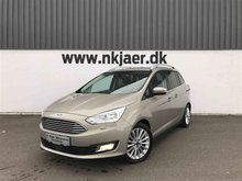 Ford Grand C-MAX 2,0 TDCi Titanium Powershift 150HK 6g Aut.