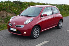 Nissan Micra Bagpotte K12 2005 -