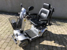 El-scooter Easy Go med 4 hjul