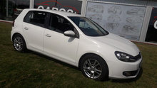 VW Golf 2,0 TDI DPF Highline 140HK 5d 6g