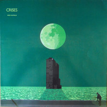 Mike Oldfield - Crises – Lp