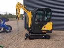 New Holland E18CCAB minigraver
