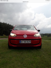 VW UP bluemotion