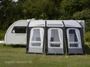 Kampa  Kampa Ace Air 400    Dual Pitch Roof System  10345.00 kr