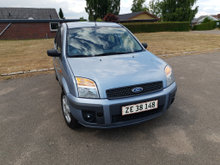 Ford fusion 1,4 aut.