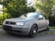 VW Golf 2,3 Highline 170HK 3d