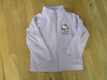 Hello Kitty fleece str. 122