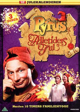 JULEKALENDER ; PYRUS ; Alletiders jul