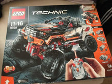 Technic Lego Offroader