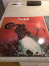 Meat loaf bad out of helll LP