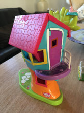 Polly Pocket Treetop Clubhouse