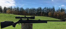 Sauer 202 Outback .223 med Zeiss