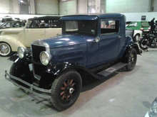 Essex coupe 1931