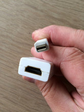 Mini DisplayPort til HDMI-adapter