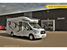 2018 - Chausson Special Edition 610   Automatgear og 170 hk.