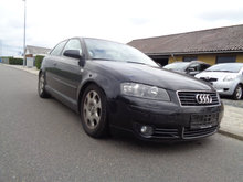 A3 2,0 TDi Attraction