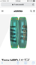 Nyt freeride/freestyle kite board