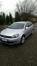 VW Golf Bluemotion 1,6
