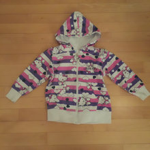 Hello kitty hættecardigan str 92 cm