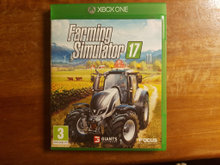 Farming Simulator 17 til xbox one