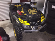 Can-am800 4x4
