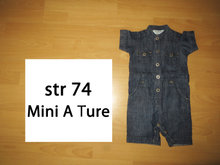 215) str 74 Mini A Ture demin dragt