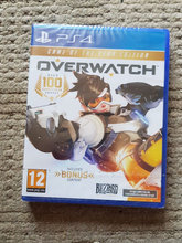 Overwatch Game of the year edition, PS4