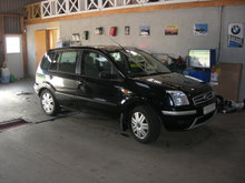 ford fusion 1.6 5d