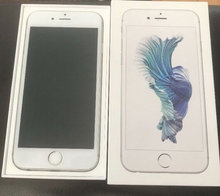 iPhone 6S silver - 64 GB