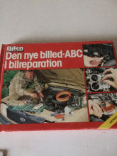 ABC i bilreparation, den nye billed