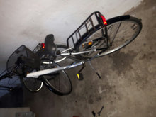Brodway 28'tommer cykel