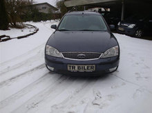 Ford Mondeo 2,0 Ambiente 145HK Stc
