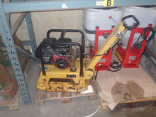 - - -  Plate Compactor 30