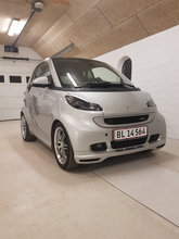 smart fortwo coupe pulse benzin 84 hk