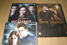The TWILIGHT Saga; New moon.
