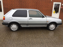 VW Golf II 1.6 Benzin