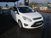 Ford C-MAX 1,6 TDCi Edition 115HK 6g