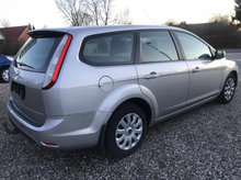 Ford Focus 1,6 TDCi DPF Econetic 109HK Stc