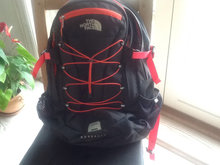 The north face skoletaske