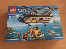LEGO 60093, Deep Sea Explorer Helicopter