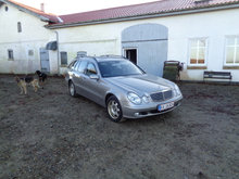 BUD ,BYTTE  MERCEDES E280 3,2 7 Pers,